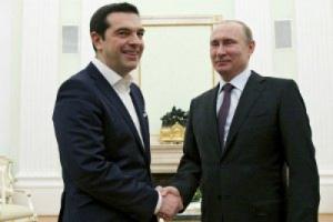 Россия прокредитует Грецию на 5 млрд. евро