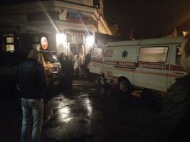 Вечером в херсонском кафе киллер расстрелял местного криминального авторитета