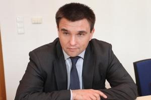 Новоназначенный глава МИД Климкин обсудил с Лавровым ситуацию на Востоке Украины