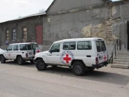 Наблюдатели ОБСЕ стали свидетелями обстрела Авдеевки сепаратистами