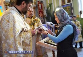 Херсонских волонтеров наградили  «За жертвенность и любовь к Украине»