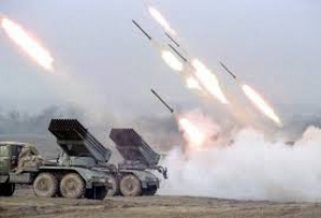 Позиции украинских силовиков снова обстреливались из «Града»