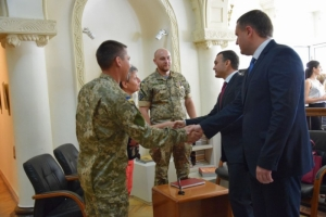 Николаевская делегация привезла в Батуми фотовыставку