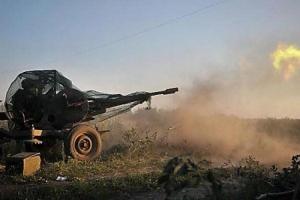 За сутки боевики 40 раз обстреляли позиции украинских военнослужащих