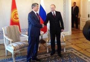 Путин впервые за 10 дней своего отсутствия появился на публике