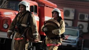 Под Черниговом горит военный полигон