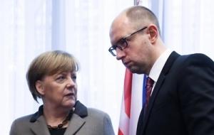 Меркель назвала условия отмены санкций против России