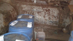 В Измаиле ликвидировали подпольный цех по производству алкоголя