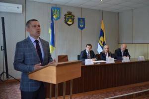 Главой Березанского района назначен «киборг»