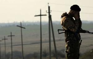 В Херсонской области на границе с Крымом погиб украинский солдат