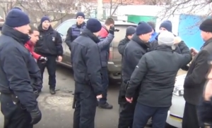 Активисты «Дорожного контроля» блокировали работу нарядов патрульной полиции в Ингульском районе Николаева