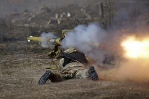 Ситуация в зоне АТО: боевики 32 раза обстреляли украинские позиции