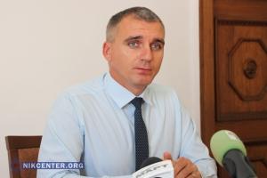 Сенкевич приостановил ввоз львовского мусора в Николаев