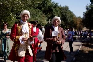 Как Херсон начал праздновать День города. ФОТОРЕПОРТАЖ
