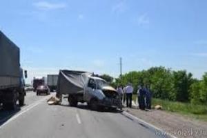 Неудачный поворот налево ГАЗели возле Николаева закончился ДТП