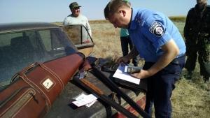 В Одесской области пьяные браконьеры оказали сопротивление полиции