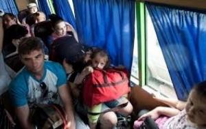 Жители Донбасса «добровольно» переселяются в РФ