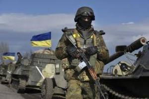 За минувшие сутки противник 35 раз открывал огонь по позициям украинских защитников