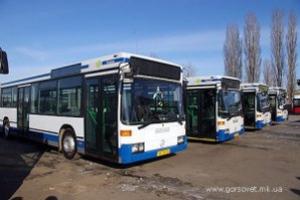Автобусы-гармошки Антощенко теперь у николаевского «ПиКа»