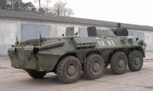 Прокуратура отсудила у частной фирмы 3 бронетранспортера общей стоимостью 3 млн. 998 тыс. грн.