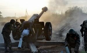 За сутки боевики 40 раз обстреляли силы АТО и населенные пункты