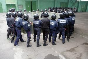 В приграничном с Крымом районе Херсонщины милиционеры провели тактико-специальные занятия