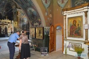 В Одесской области ограбили церковь