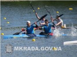 Николаевские спортсмены выбороли «золото» и «бронзу» на чемпионате Украины по гребле