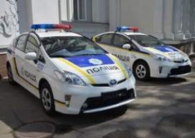 В Тернополе стартовал набор в патрульную полицию