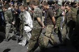Состоялся очередной обмен пленными: сепаратисты отдали Украине 30 силовиков