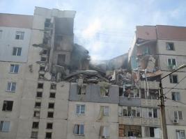 Квартиры для пострадавших от взрыва на ул. Лазурной в Николаеве сданы в эксплуатацию