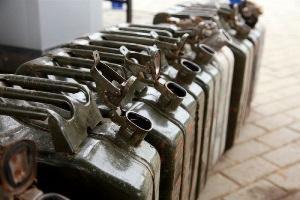 Из Крыма пытались провезти 8 тонн контрабандного дизтоплива