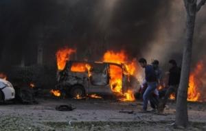 В Сирийской провинции Хомс очередной теракт, погибли 15 человек