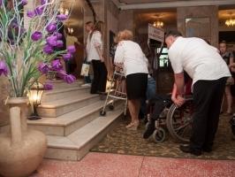 В Херсоне собирают деньги на оборудование в театре им. Н.Кулиша подъемной площадки для инвалидов
