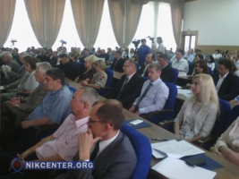 В Херсоне открылся второй Черноморско-Балтийский экономический форум