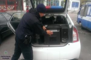 Одессит, ограбивший обменник, помог полиции накрыть подпольное казино