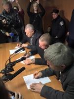 Одесские «евромайдановцы» вынудили уволиться трех судей