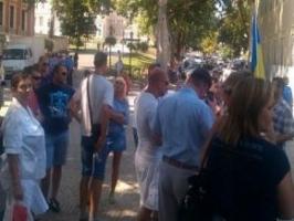 Одесский мэр пообещал не сносить МАФы