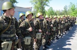 Полтавские войска будут нести службу в Одесской области