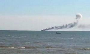 При обстреле в Азовском море пропал одессит