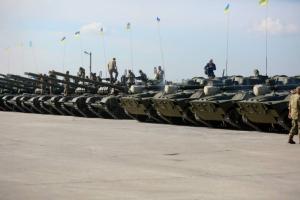 Армия Украины получит 6 тыс. единиц военной техники