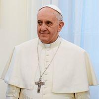 Папа Римский взывает о прекращении насилия в Украине