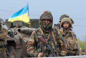 За последние сутки в ходе АТО убили 18 украинских бойцов