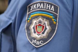 В УМВД Украины в Херсонской области прокомментировали информацию о поджоге автомобиля участника блокады Крыма