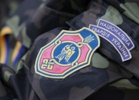 13 бойцов Нацгвардии погибли в ДТП в Донецкой области