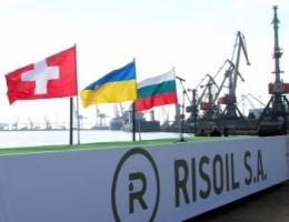 Новый зерновой терминал в Одесской области принял первое судно