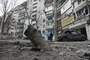 Прошедшей ночью Донецк подвергся интенсивному обстрелу - сводка