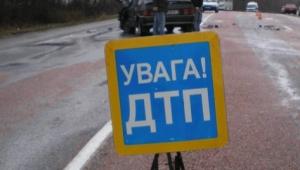 В Одессе столкнулись две фуры и микроавтобус