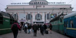 «Правый Сектор» будет патрулировать одесский вокзал