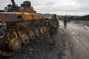 Группа украинских военных в районе Дебальцево захвачена в плен - Минобороны